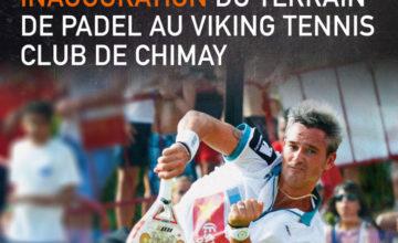 Padel Chimay