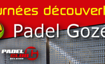 Padel Club Belgium à Gozée